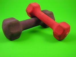 Workout-Tipps auf einen gerippten Körper immer
