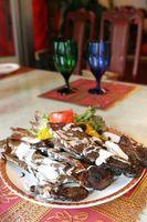 Alexandria, Ägypten-Restaurants