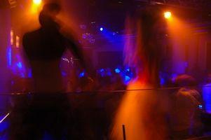Columbus, Ohio-Clubs mit Tanzflächen