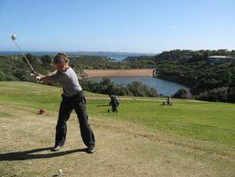 Was bedeutet es für spielen Golf Chicago Style?