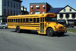 Sicherheits-Checkliste für einen Bus