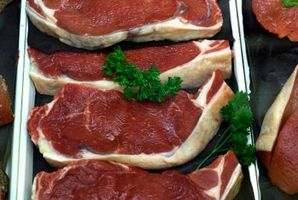 Wie man Grade Rindfleisch-Schnitte