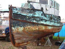 So finden Sie die Boot-Bergung-Rechte
