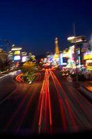 Wie haben eine große Reise nach Las Vegas