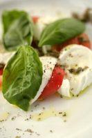 Was Käse kann statt Mozzarella werden verwendet?