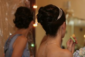 Formale Stirnband Frisuren