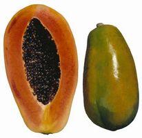 Gewusst wie: Papaya entwässern
