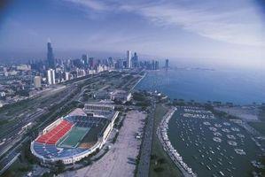 Chicago-Super Bowl-Attraktionen