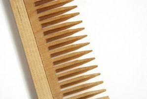 Wie Sie Tracks in Ihr Haar mit Leim einsetzen