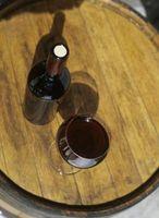 Die Wirkung von Rotwein