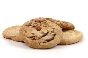 Wie Sie Cookies in einem elektrischen Ofen nicht brennen