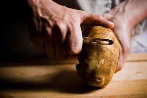 Dinge zu machen mit Kartoffeln