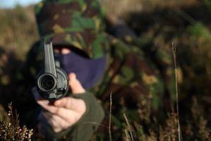 Wie schätzen Sie die Windgeschwindigkeit für einen Sniper