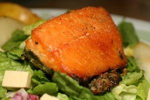 Gewusst wie: frischer Lachs Ersatz für Dose Lachs