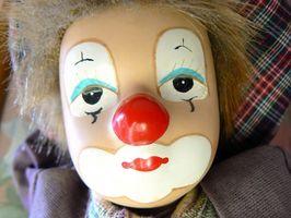 Gewusst wie: Make-up für ein Killer Clown-Gesicht zu tun.