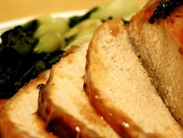 Wie zu kochen Schweinefleisch Lende