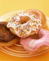 Gewusst wie: Braten Biskuitteiges für Donuts