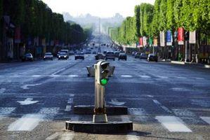 Sehenswürdigkeiten in Frankreich im Frühjahr