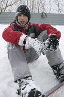 Stellenbeschreibung für ein Snowboard Instructor