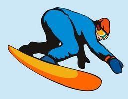 Gewusst wie: Reparieren eine Snowboard-Deck