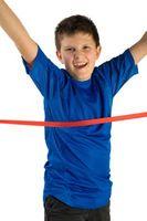 How to Teach Kids die richtige Form der laufenden