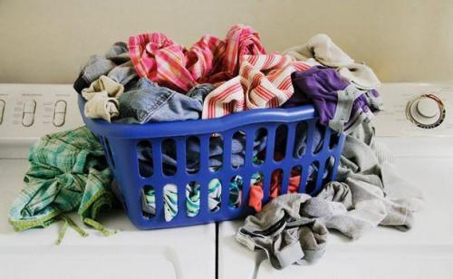 Gewusst wie: Trennen von Kleidung zum Waschen