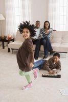 Afroamerikanische Kinder Frisuren