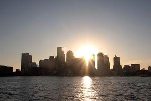 Hotels auf der Boston Waterfront
