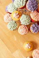 Basiswerkzeuge Cupcakes machen