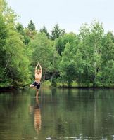 Die besten Reise-Yoga