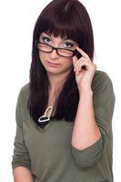 Gewusst wie: Make-up mit Brille zu tun